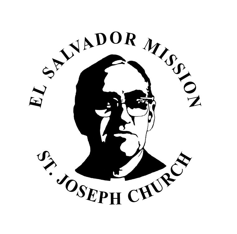 Our logo featuring Blessed Oscar Romero