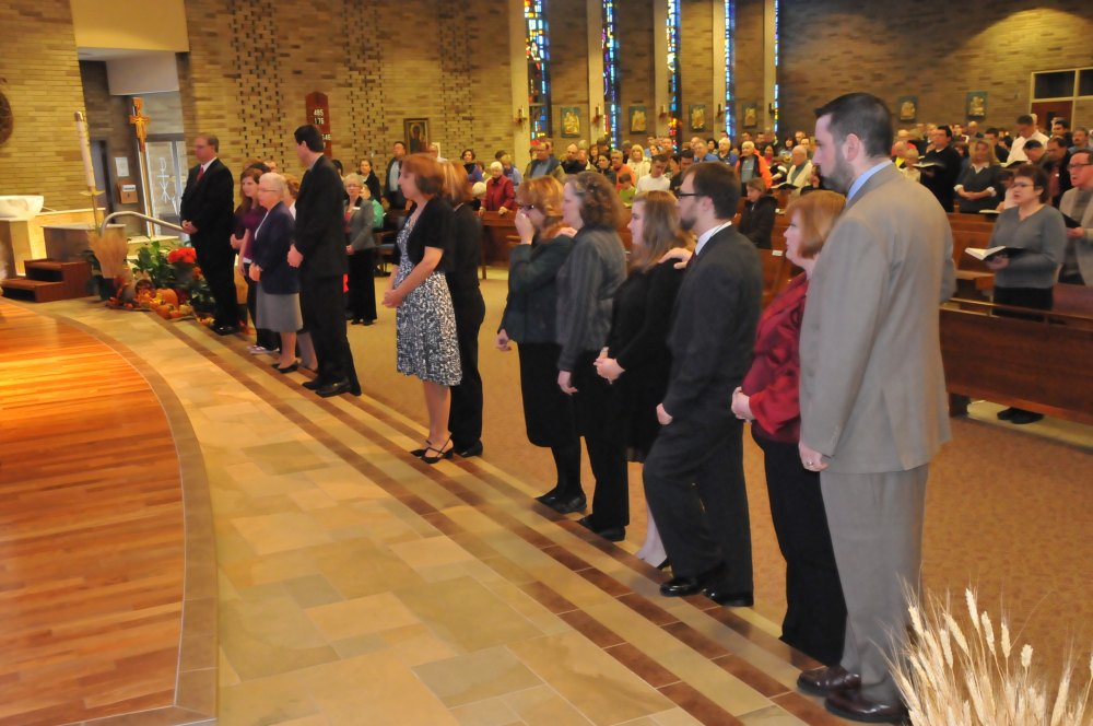 St. Joseph Catholic Church � RCIA 2010-2011
