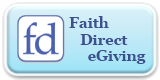 Sign up for eGiving with Faith Direct