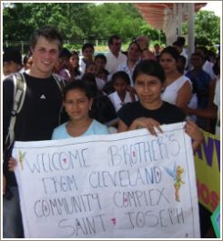 Welcome from our friends in El Salvador